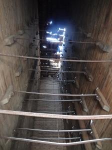 Old Globe Elevator Bin Roof 008