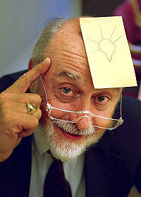 Arthur Fry. Image courtesy of Wikipedia.